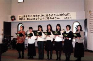 母の日 @ 関東栄光教会
